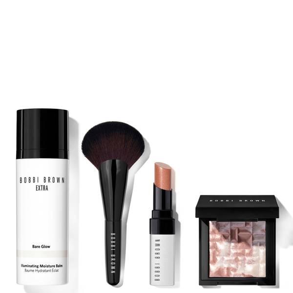 Bobbi Brown Get Glowing Face and Lip Set