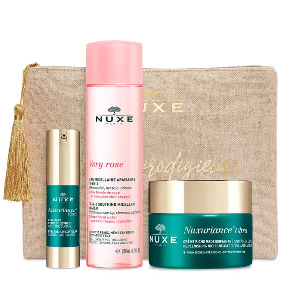NUXE Global Anti-Ageing Routine for Wrinkles