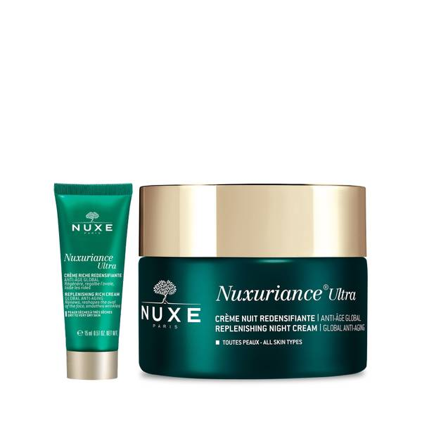 NUXE My Global Anti-Ageing Day and Night Duo for Wrinkles