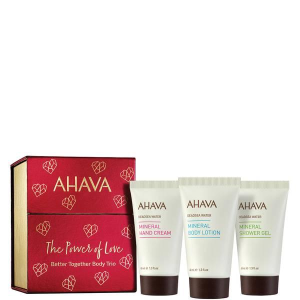 AHAVA Better Together Body Trio (Worth £15.99)