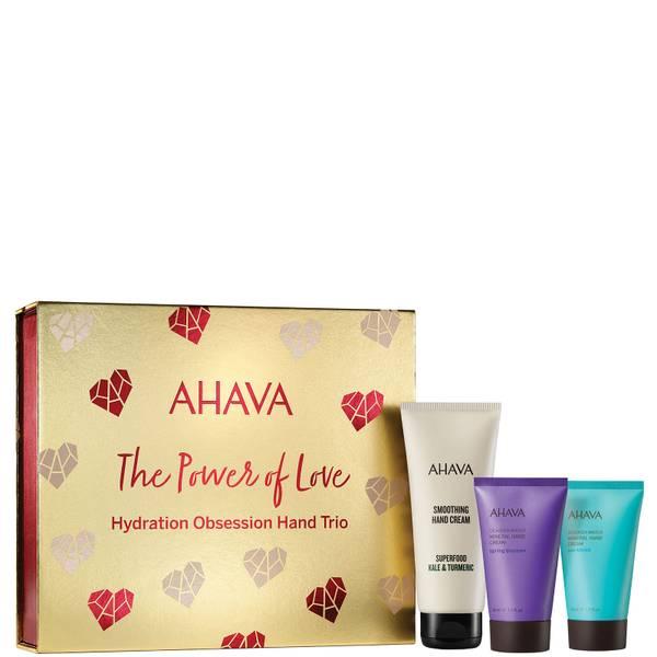 AHAVA Hydration Obsession Hand Trio (Worth £34.00)