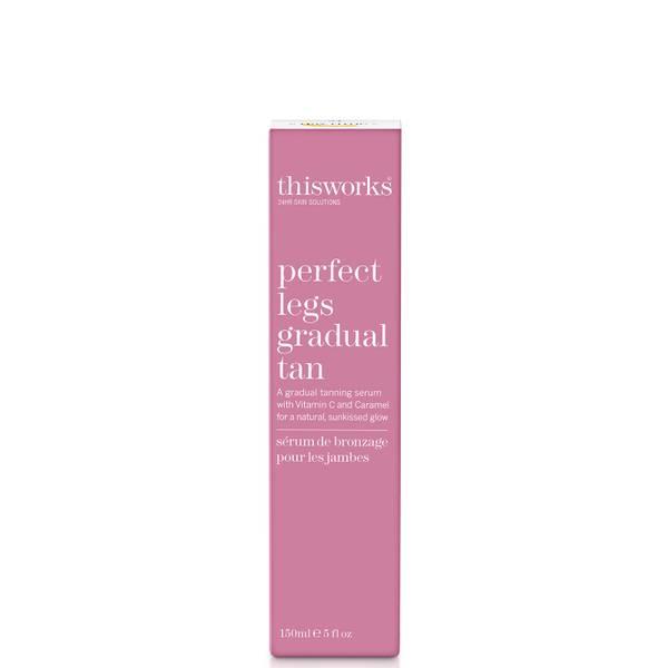 this works Perfect Legs Gradual Tan 150ml