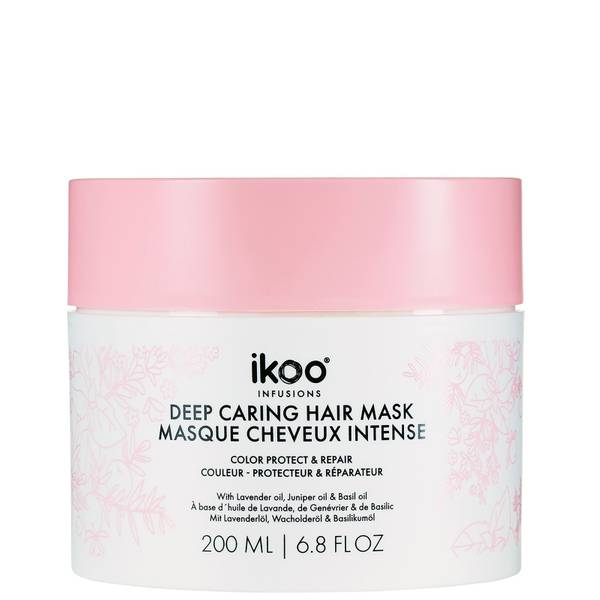 ikoo Deep Caring Mask Color Protect and Repair 200ml