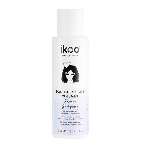 ikoo Shampoo Don't Apologize Volumize 100ml