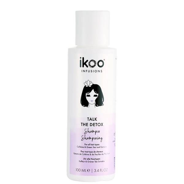ikoo Shampoo Talk the Detox 100ml