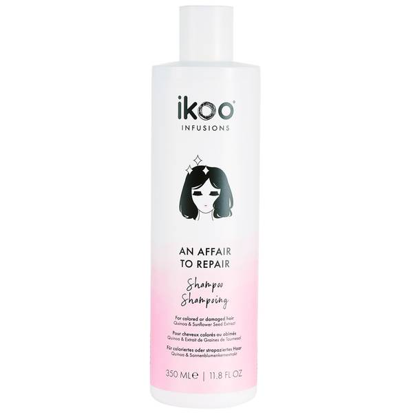 ikoo Shampoo An Affair to Repair 350ml