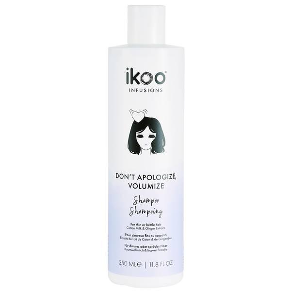 ikoo Shampoo Don't Apologize Volumize 350ml