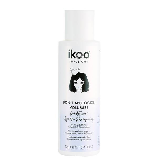ikoo Conditioner Don't Apologize Volumize 100ml