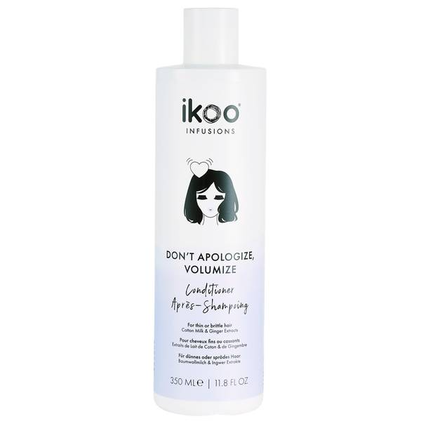 ikoo Conditioner Don't Apologize, Volumize 350ml