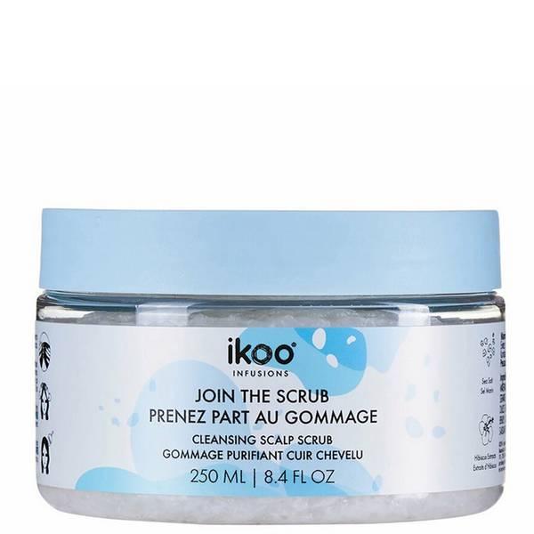 ikoo Cleansing Sea Salt Scalp Scrub 250ml