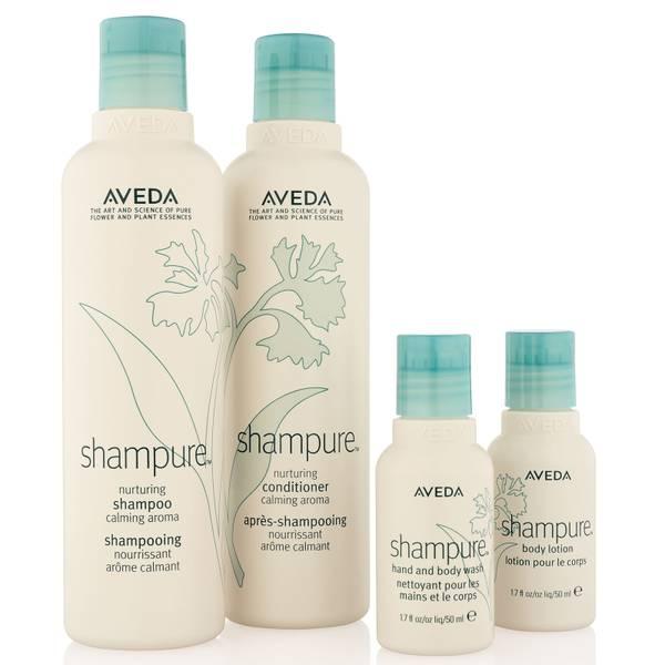 Aveda Shampure Nurturing Hair and Body Care