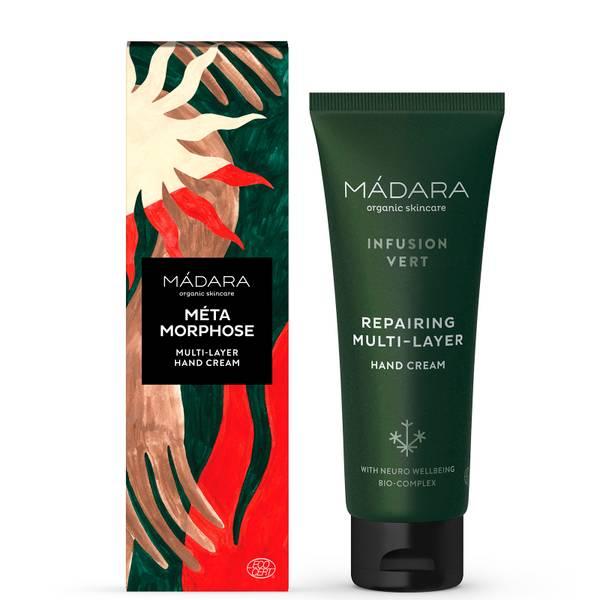 MÁDARA Métamorphose Multi-Layer Hand Cream 75ml