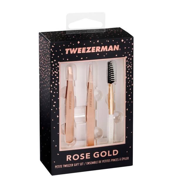 Tweezerman Rose Gold Petite Set