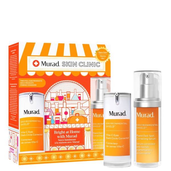 Set Murad Bright at Home