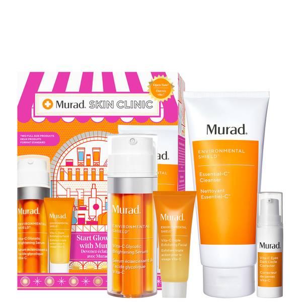 Murad Start Glowing Set (Worth £133.00)