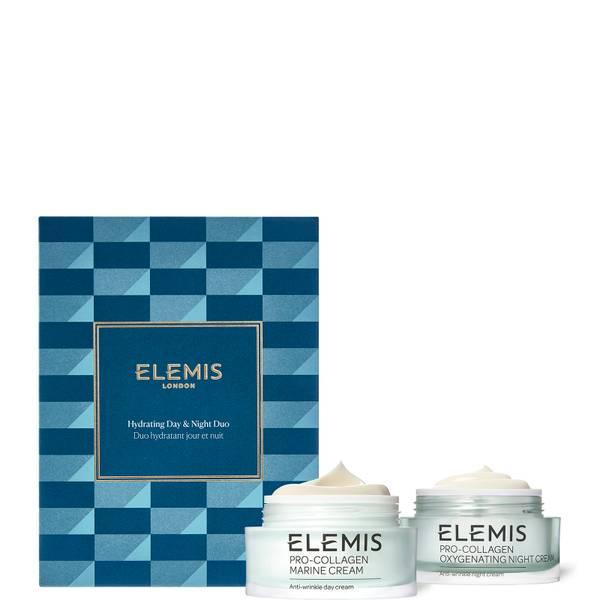 Kit Elemis: Dúo hidratante de día y de noche