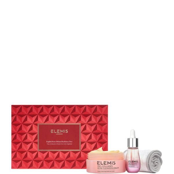 Elemis Kit: English Rose-Infused Radiance Duo