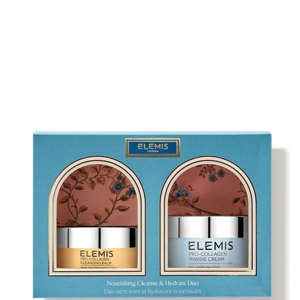 Elemis EC Kit: Nourishing Cleanse & Hydrate Duo - $160.00 Value