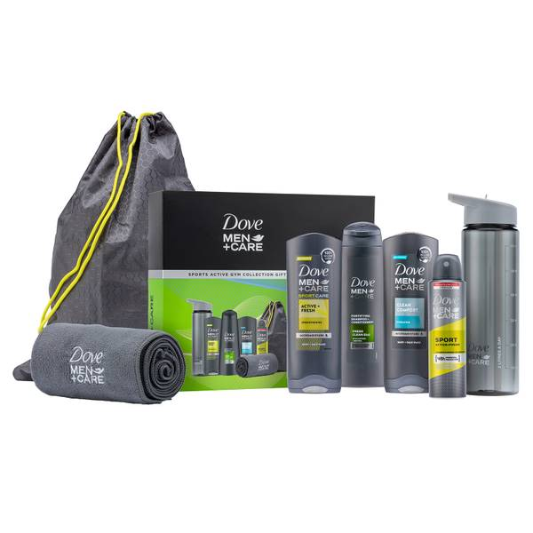 Dove Men+ Care Daily Care Duo Gift Set