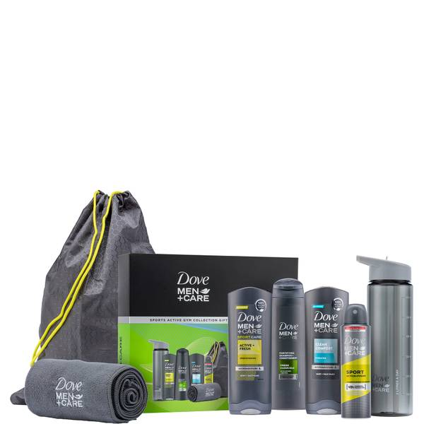 Dove Men+ Care Sports Active Complete Gym Collection