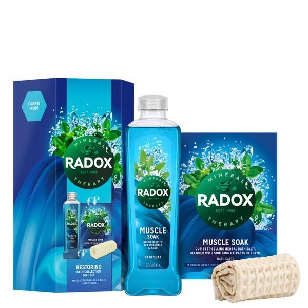 Radox Restoring Bath Collection Gift Set