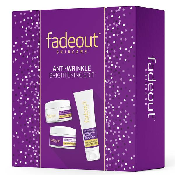 Fade Out Anti-Wrinkle Brightening Edit