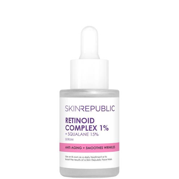 Skin Republic Skin Booster Retinol and Squalene 1% Serum 30ml
