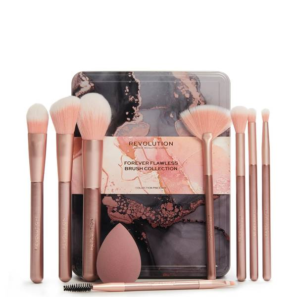 Revolution Forever Flawless Brush Collection