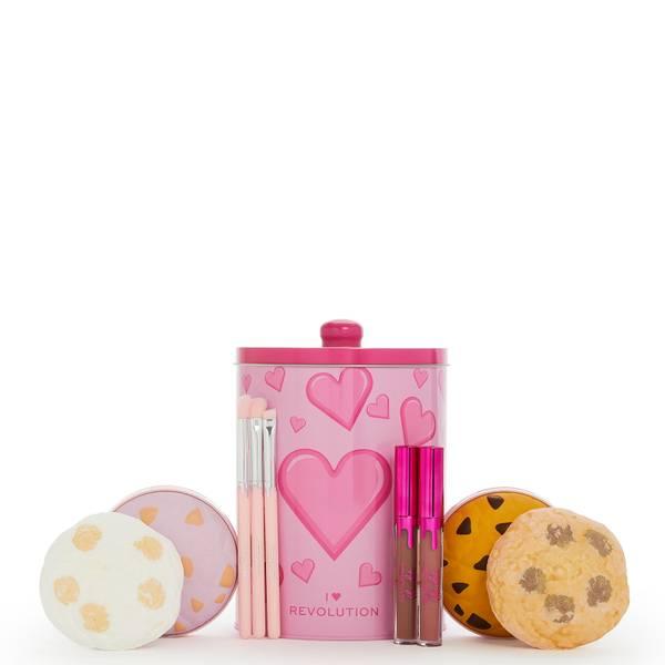 I Heart Revolution Cookie Tin