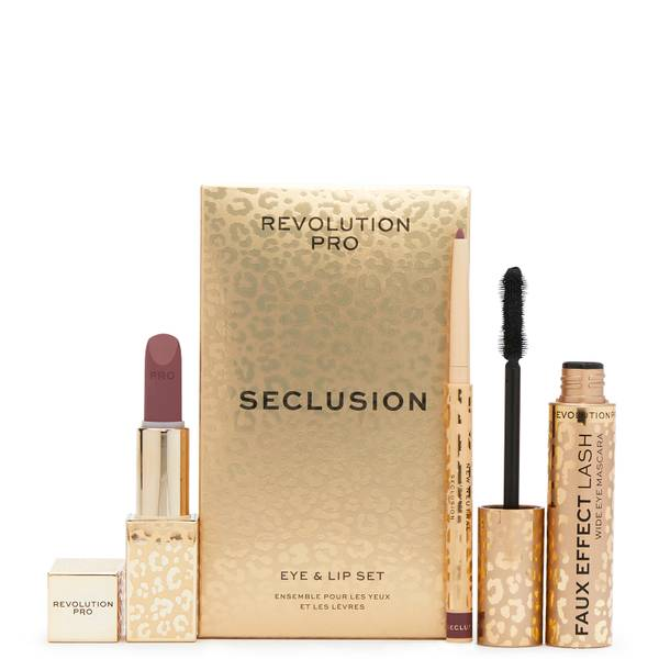 Revolution Pro Eye & Lip Set Seclusion