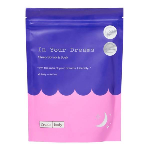 Frank Body In Your Dreams Sleep Scrub & Soak - 240g