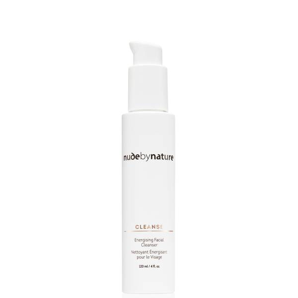 nude by nature Energising Facial Cleanser 120ml