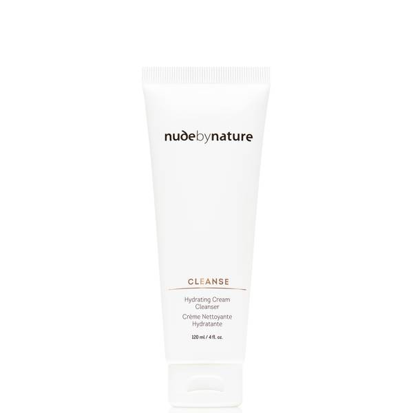 nude by nature Hydrating Cream Cleanser 120ml