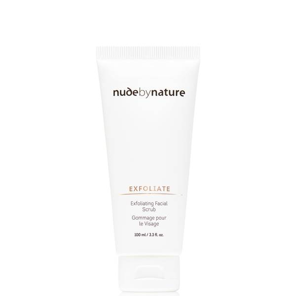 nude by nature Exfoliating Facial Scrub 100ml