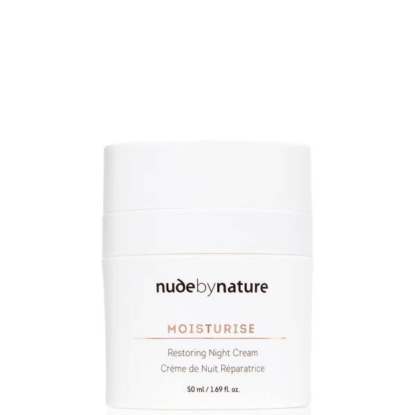 nude by nature Restoring Night Cream 50ml