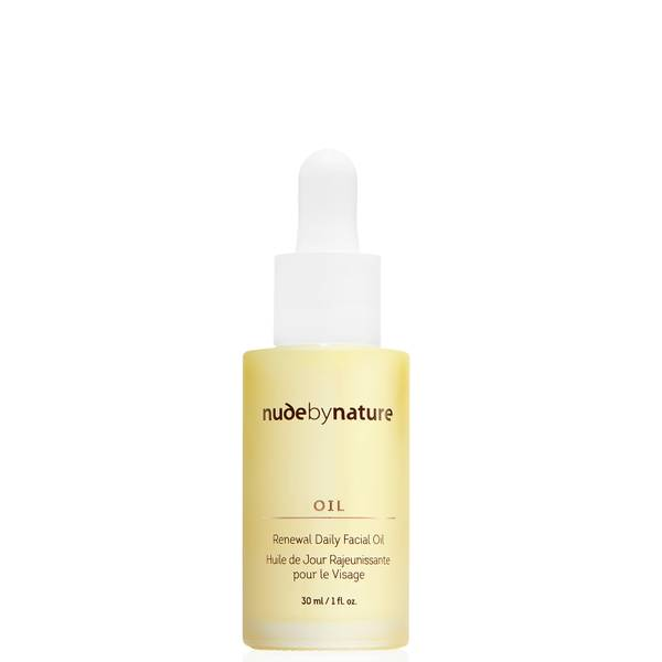 nude by nature Renewal Daily Facial Oil 30ml