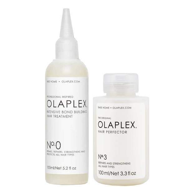 Olaplex No.3 and No.0 Duo