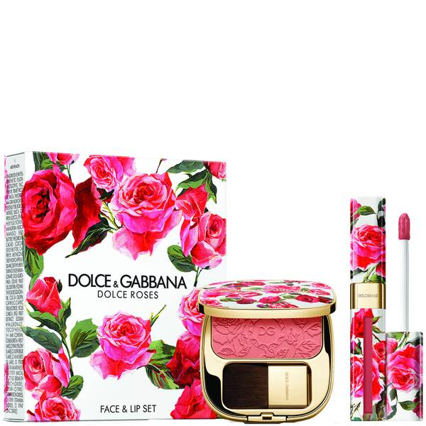 Dolce & Gabbana Exclusive Dolce Roses Face and Lip Set