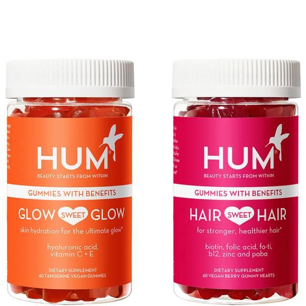HUM Nutrition Gummy Glam Set