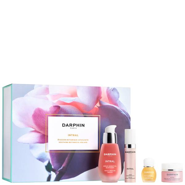 Darphin Intral Redness Relief Soothing Serum Holiday Set