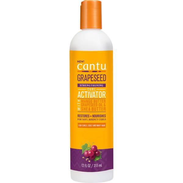 Cantu Grapeseed Sulf Free Shampoo 400ml