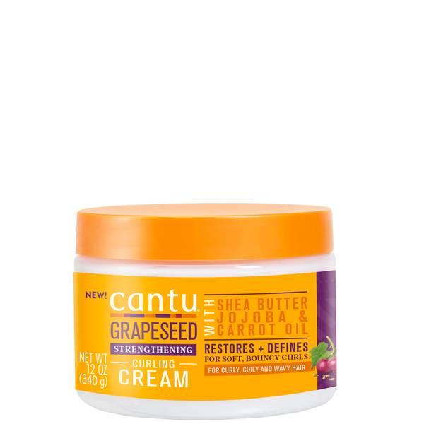 Cantu Grapeseed Curling Cream 340g
