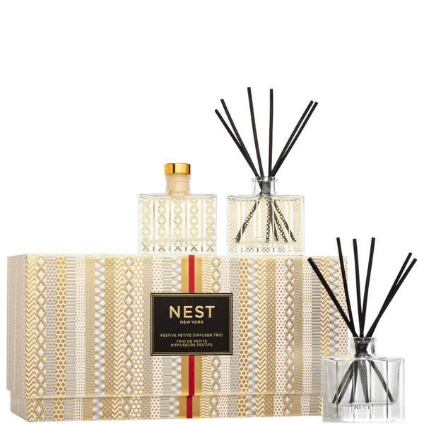 Nest Fragrances Petite Trio Diffuser Set