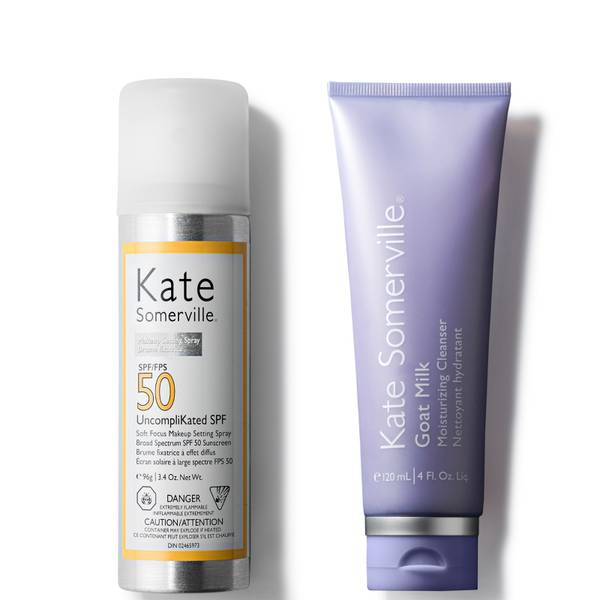 Kate Somerville Mini Cleanse and SPF Duo (Worth £68)