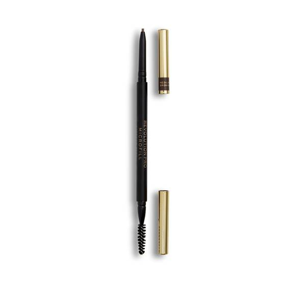 Revolution Pro Microfill Eyebrow Pencil Medium Brown