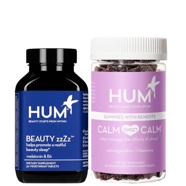 HUM Nutrition Rest and Relaxation Duo