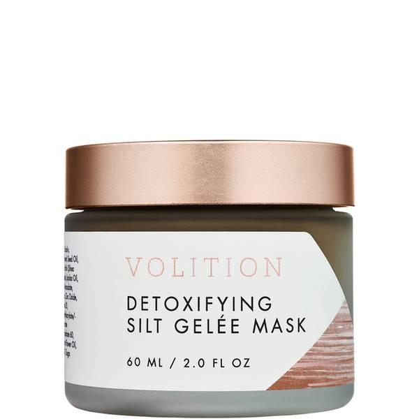 Volition Beauty Detoxifying Silt Gelée Mask with Vegan Squalane and Allantoin 2 oz