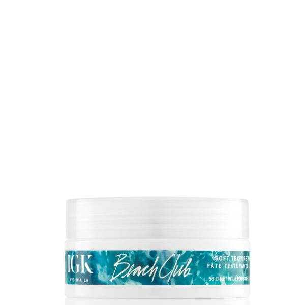 IGK Beach Club Soft Texture Paste 56g