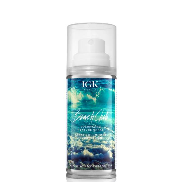 IGK Beach Club Texture Volumizing Texture Spray Travel 50ml