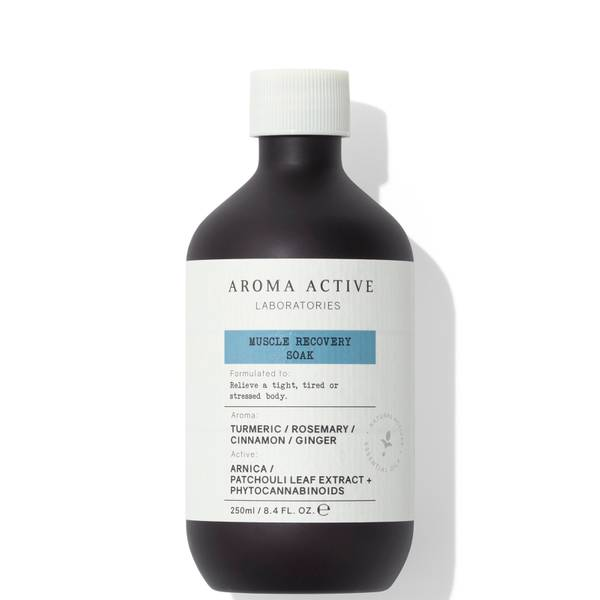 Aroma Active Muscle Recovery Soak 250ml